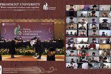 Wisuda President University: Pentingnya Lahirkan Lulusan Inovatif dan Adaptif