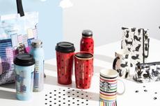Kolaborasi Starbucks x Kate Spade Bikin Koleksi Tumbler, Mau?