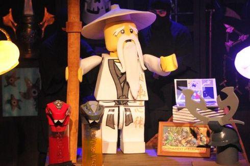 Pertunjukan Lego Ninjago Pertama di Dunia Hadir di Malaysia