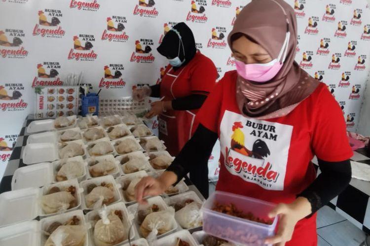 Bubur Ayam Legenda Di Kota Semarang