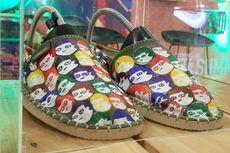Gandeng 4 Seniman, Havaianas Lelang Sepatu Custom untuk Lombok