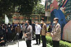 Menteri Nadiem: Vaksinasi Covid-19 Tenaga Pendidikan Diprioritaskan dari Jenjang PAUD