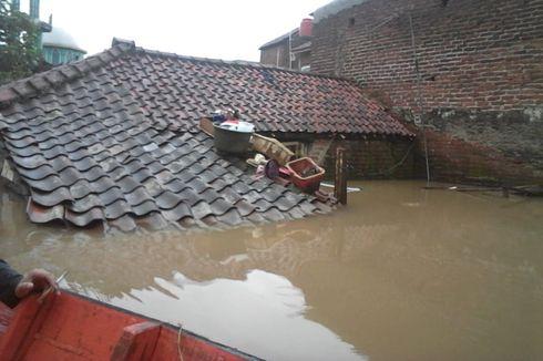 Seorang Warga Ditemukan Meninggal di Lokasi Banjir Kabupaten Bandung