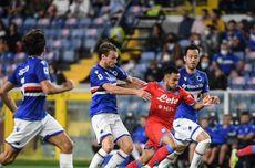 Hasil dan Klasemen Liga Italia - Gusur Inter Milan, Napoli Kuasai Puncak