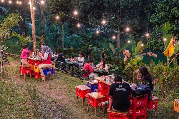 Warung Plosok, Bogor