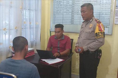 Bakar Lahan untuk Buka Kebun Cabai, Pria Ini Ditangkap Polisi