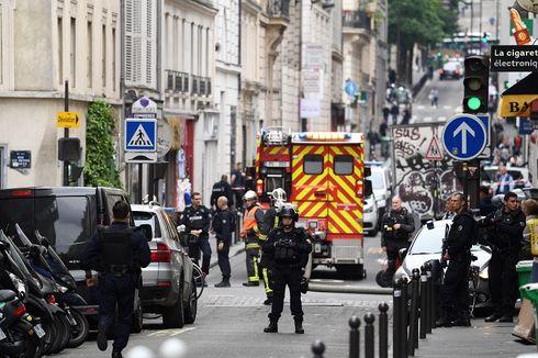 Aksi Penyanderaan di Paris Berakhir, Pelaku Dibawa ke Rumah Sakit Jiwa