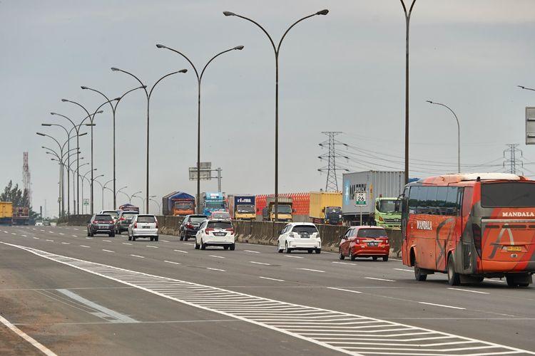 Jalur tol Tangerang-Merak