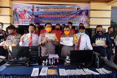 Sindikat Pembuat STNK Palsu di Tanjung Balai Terbongkar, 8 Orang Jadi Tersangka