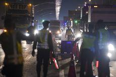 Lalin Tersendat akibat Penyekatan Jalur Mudik, Polisi Lakukan Sistem Buka Tutup