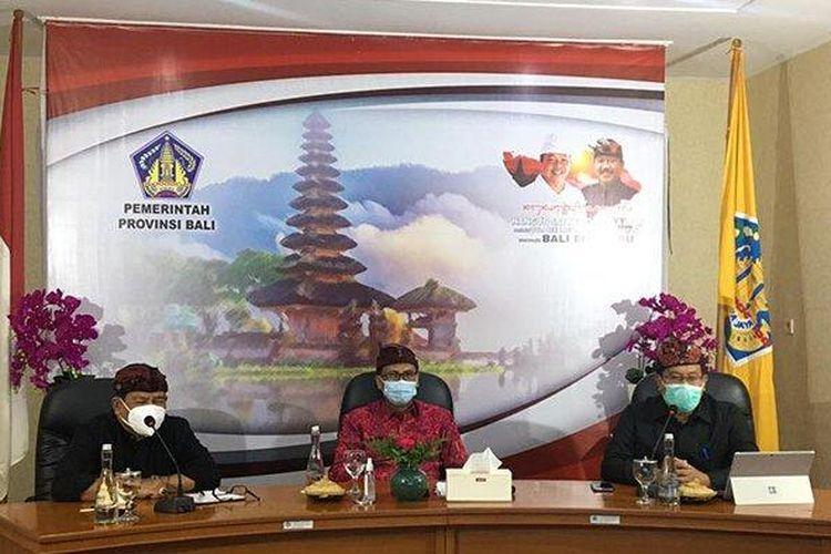 Menjelang hari raya Nyepi pada Minggu 14 Maret 2021 mendatang, tiga lembaga menandatangani Memorandum of Understanding (MoU) terkait sosialisasi, koordinasi, pengawasan serta evaluasi tidak adanya siaran selama pelaksanaan Nyepi.