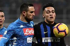 Coppa Italia - Prediksi Susunan Pemain Inter Milan Vs Napoli