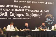 Bali Jadi Tuan Rumah G20, Erick Thohir Minta Pemda Tak Lengah Tangani Covid-19