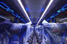 Kenapa Lampu Tidur di Kabin Bus Malam Kebanyakan Warna Biru?