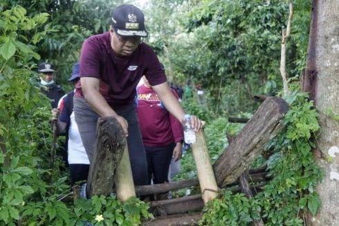 Gubernur NTB Kunjungi Desa Terpencil di Pulau Sumbawa, Berjalan Kaki Sejauh 27 Km Selama 7 Jam