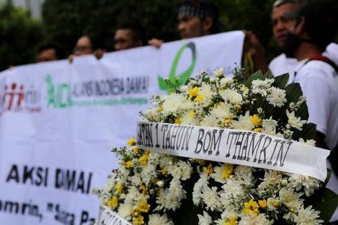 Dua Terduga Teroris yang Ditangkap di Sampang dan Lamongan Terkait Bom Thamrin