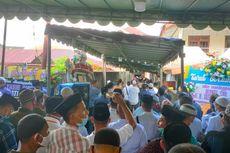 Tangis Ketua DPRD dan Para Pejabat Saat Jenazah Bupati Yasin Payapo Dilepas