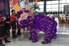 Meriahkan Imlek 2571, Bandara Soetta Bagi-bagi Angpau sampai Akhir Bulan