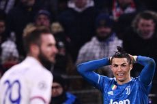 Laga Lyon Vs Juventus Dituding Sebarkan Virus Corona di Perancis