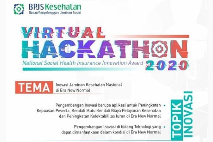 BPJS Kesehatan Virtual Hackathon 2020.