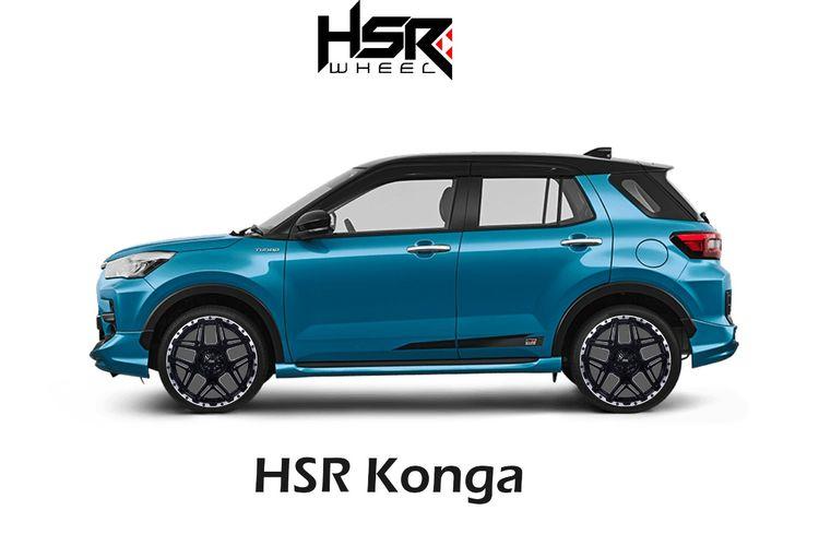 HSR Konga Toyota Raize