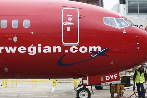 Pesawat Maskapai Norwegia Terjebak di Iran Selama 3 Pekan