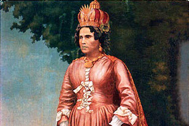 Ratu Ranavalona I dari Kerajaan Madagaskar. [Via Museumfacts.co.uk]
