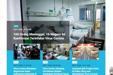 [POPULER TREN] Penyebaran Virus Corona | Travel Warning ke Hubei