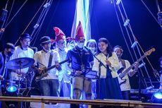 Festival Jazz Makassar Bakal Digelar November 2021 di Kapal Phinisi