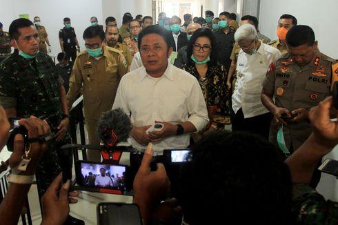 Gubernur Sumsel Umumkan 1 Warganya Positif Covid-19