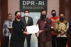 DPR Terima Konsep RUU Badan Pembinaan Ideologi Pancasila dari Pemerintah