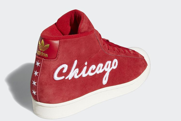 Adidas Pro Model Chicago