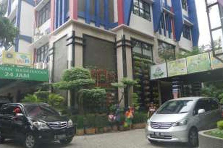 Puskesmas Kebon Jeruk di Jakarta Barat