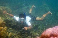 Menikmati Birunya Laut Kepulauan Seribu