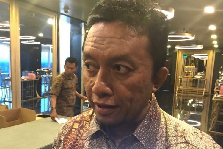 Ketua Fraksi PKS di MPR RI Tifatul Sembiring.