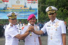 Yadi Mulyadi Jabat Komandan Pangkalan TNI AL Timika Gantikan Yosafat Indarto
