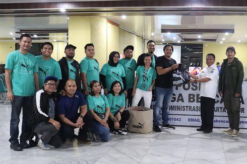 Puma Indonesia Salurkan Bantuan untuk Korban Banjir