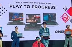 Gebrak Pasar Gaming Indonesia, HP Luncurkan Laptop Omen 2019 Series