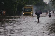Titik Genangan Banjir di Jakarta Bertambah