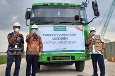 Tanoto Foundation Suplai 500 Ton Oksigen Buat Pasien Covid-19
