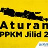 INFOGRAFIK: Aturan PPKM Jawa-Bali Jilid 2