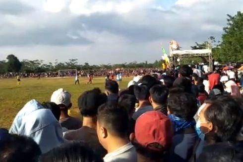 Gara-gara Kerumunan Turnamen Sepak Bola, Kapolsek Dicopot, Camat dan Lurah Kena Sanksi