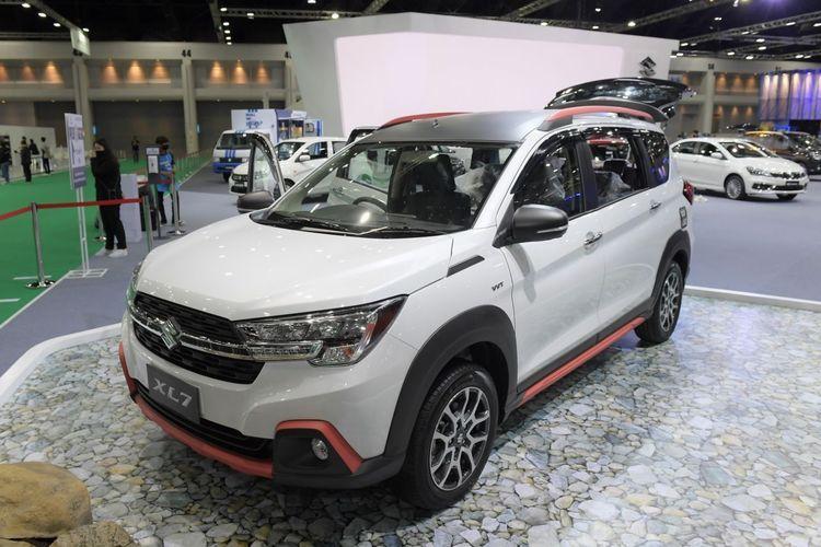 Suzuki XL7 meluncur di BIMS 2020