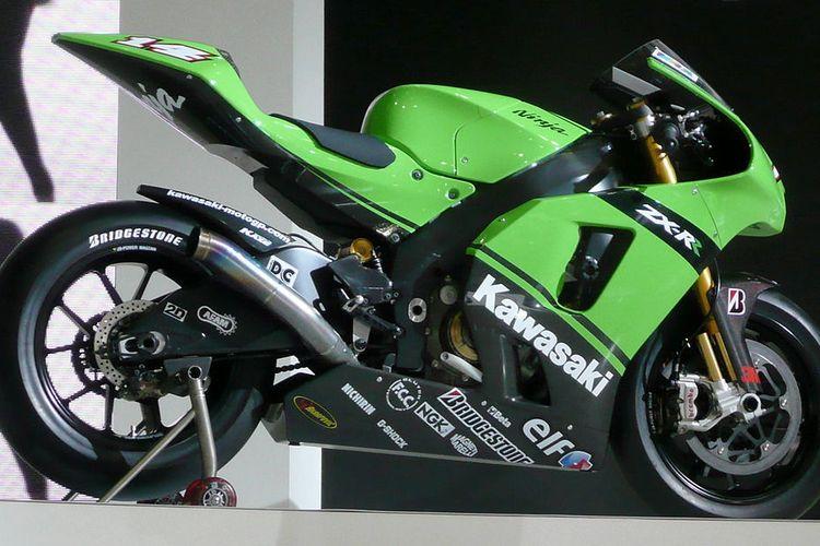 Kawasaki Ninja ZX-RR di MotoGP