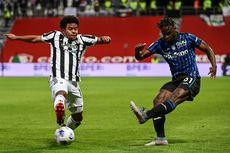 Atalanta Vs Juventus, Skor Imbang 1-1 Hiasi Babak Pertama