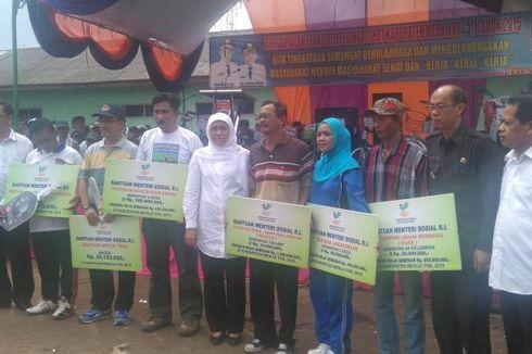 Bantuan Khusus Saat HUT Ketujuh Kabupaten Mesuji