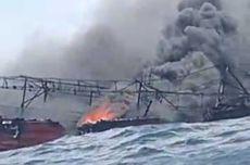 25 ABK KM Hentri Masih Hilang di Laut Maluku, Pencarian Dihentikan