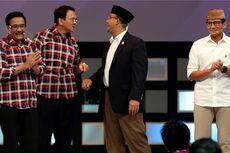 Menanti Debat Terakhir Cagub-Cawagub DKI Jakarta