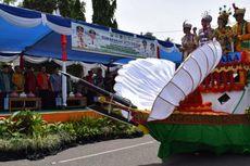 Ribuan Kafilah MTQ Ikuti Pawai Taaruf di Kota Baubau