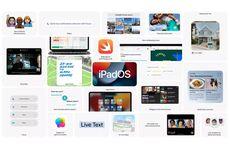 Apple Perkenalkan iPadOS 15, Bawa Fitur dari iOS 14